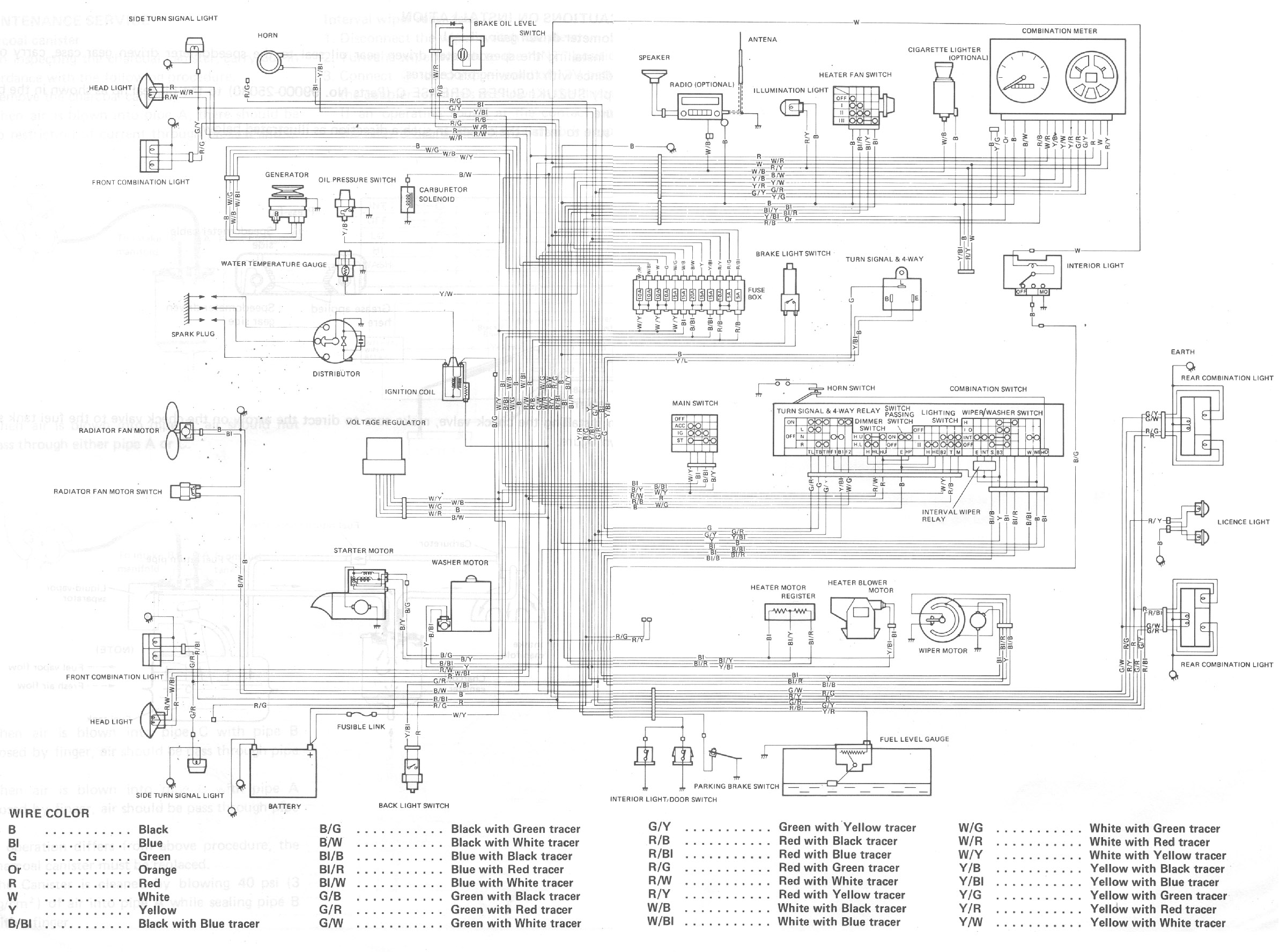 Electric_diagram bad boy buggy wiring diagram 36 volt ezgo wiring diagram 1997 roketa 250cc atv wiring diagram at nearapp.co